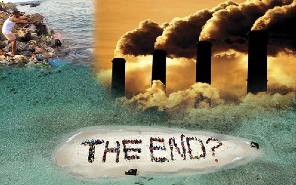 Thực trạng ô nhiễm môi trường ở Việt Nam và các giải pháp